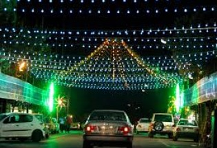 Image result for جشن های نیمه شعبان